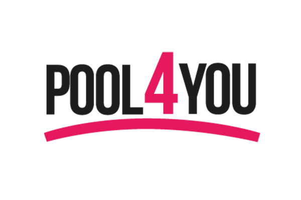 Pool4You Logo - Swimming pools