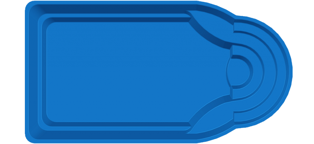 Pool4You - Fiberglass Swimming Pool ASTRA