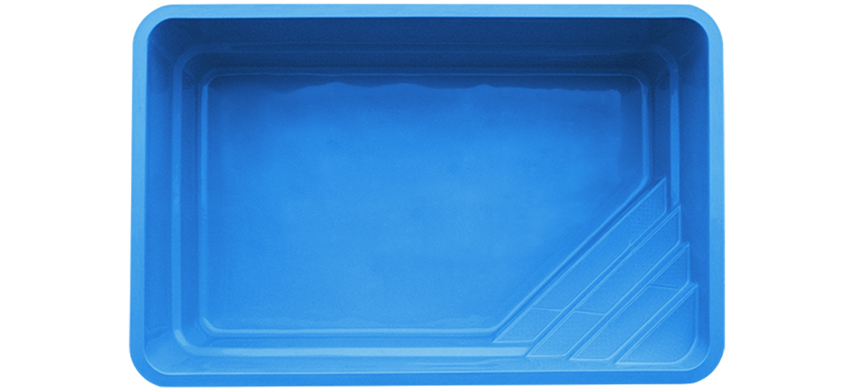Pool4You - Fiberglass Swimming Pool KLEO