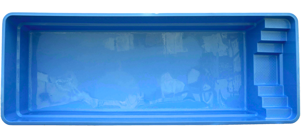 Pool4You - Fiberglass Swimming Pool MODENA