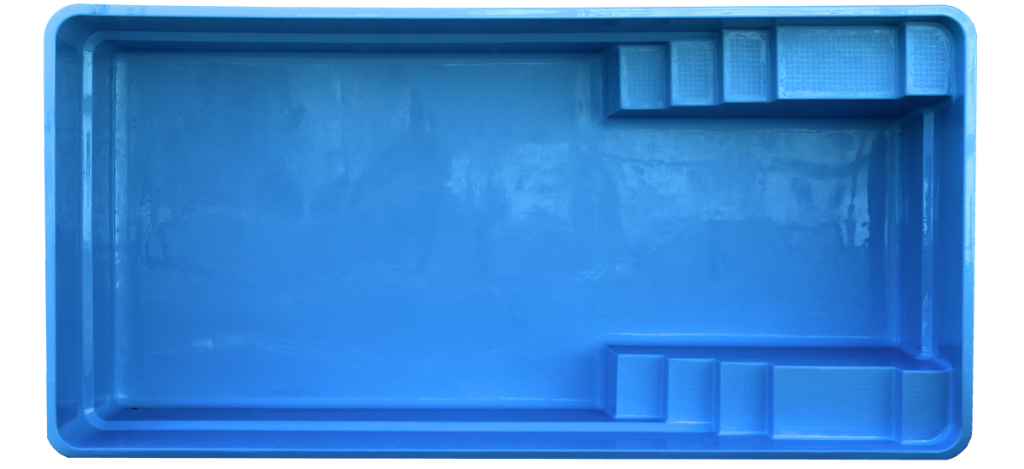 Pool4You - Fiberglass Swimming Pool NAVARA