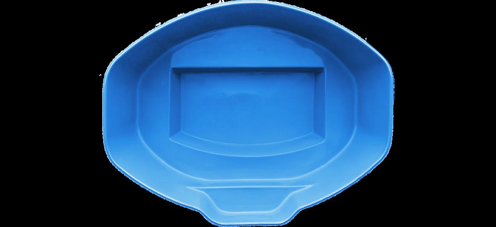 Pool4You - Fiberglass Swimming Pool OZZY