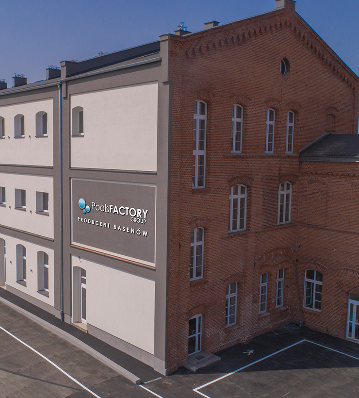 PoolsFactory Group - The largest producer of swimming pools in Europe