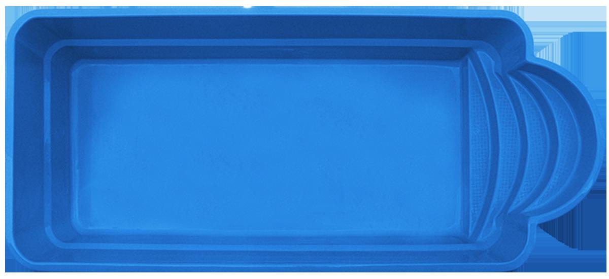 Pool4You - Fiberglass Swimming Pool ROMA